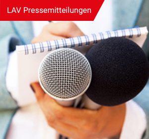 Kachel LAV Pressemitteilungen