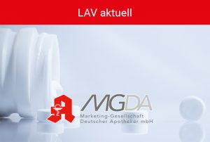 Kachel LAV aktuell - MGDA