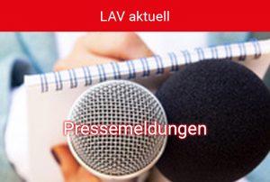 Kachel LAV aktuelle - Presse