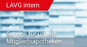 LAVG intern - Service Apotheken